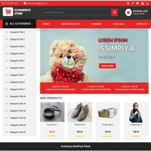 BB Ecommerce Store Free Themes