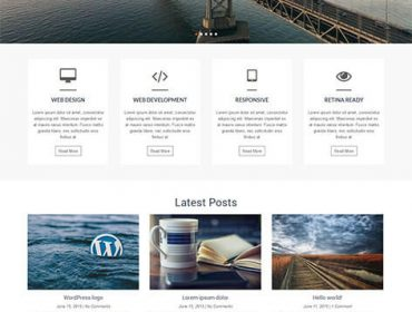 Naturo Lite Free WordPress Theme