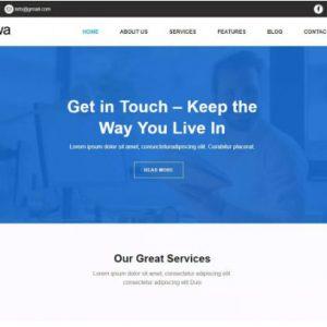 Sewa Multiple WordPress Free Themes