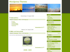 Landzilla WordPress Theme